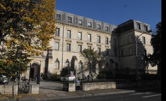 ECOLE DES BEAUX ARTS Bordeaux